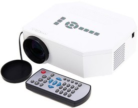 MDI 150 lm LED Corded Portable Projector