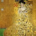 Portrait Of Adele Bloch Bauer By Gustav Klimt Fine Art Print - Medium
