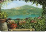 ShopMantra Posters Scenery Painting Laminated Poster Paper Print