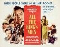 All The King's Men - 1949 Paper Print - Medium, Rolled