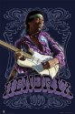 Jimi Hendrix - 1969 Paper Print - Medium, Rolled