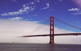 Athah Fine Quality Golden Gate Bridge poster Paper Print