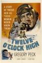 Twelve O'Clock High - 1949 Paper Print - Medium, Rolled