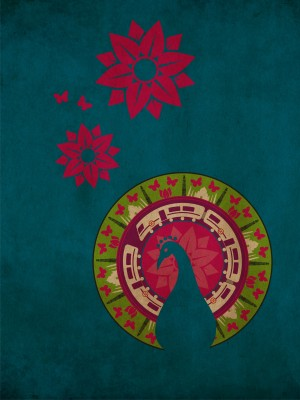Wonders Of India Paper Prints - Medium