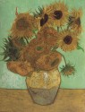 Still Life Vase With Sunflowers, Arles, 1888 By Vincent Van Gogh Fine Art Print - Large