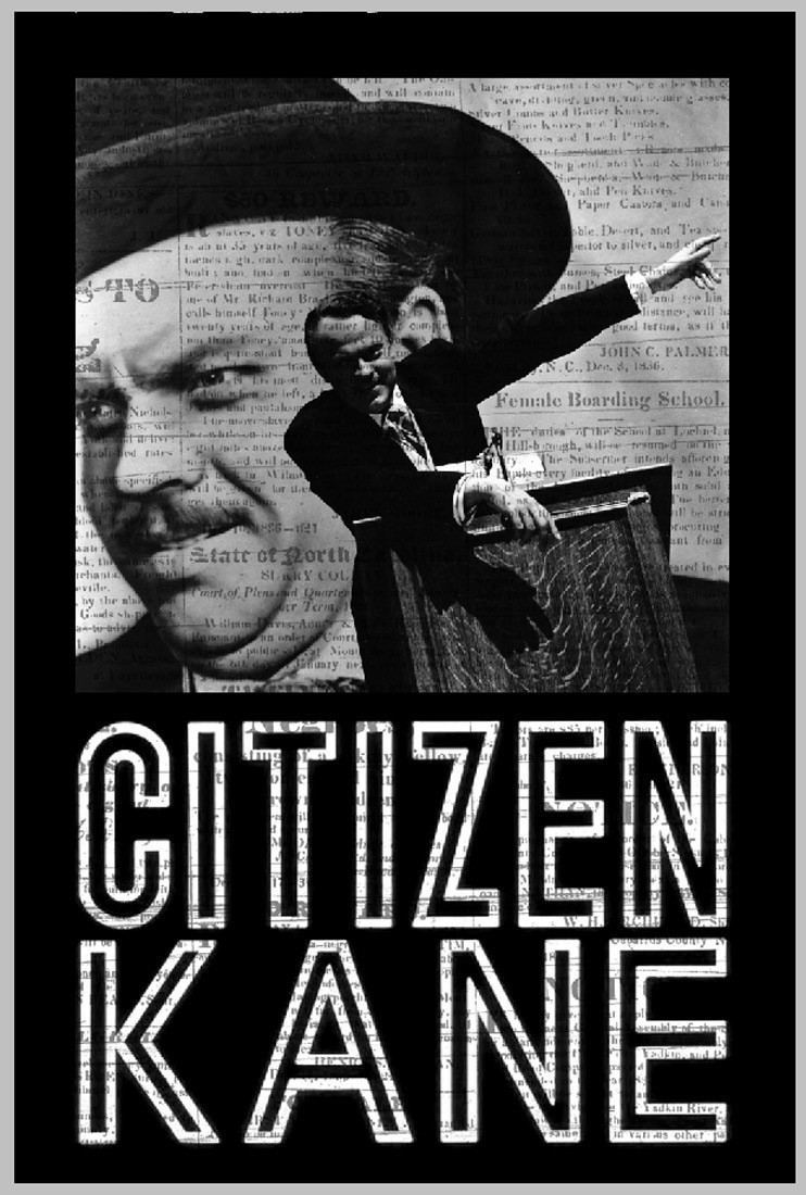movie report on citizen kane Citizen kane name institution citizen kane sequence starts with a flashback narration there is a narration over when charles adoption.