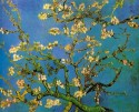 Blossoming Almond Tree Small By Van Gogh Canvas - Small