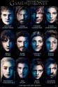Game of Thrones (Characters) Paper Print: Poster