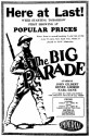 The Big Parade - 1925 Paper Print - Small, Rolled