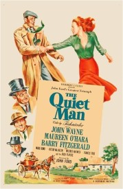 The Quiet Man - 1952 Paper Print - Small, Rolled