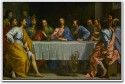The Last Supper Jesus Christ Paper Print - Small
