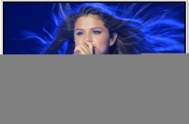 Selena Gomez Poster Paper Print