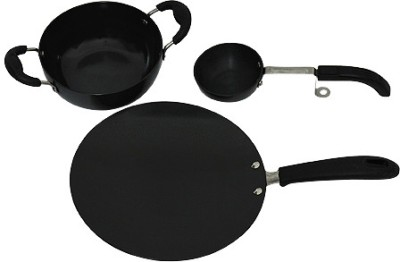 Tarrington House Hard Anodised Gift Set Pan