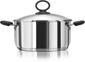 Stahl Crescent Sauce Pot 5.7 L
