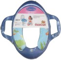 SteelCraft Baby Toilet Seat Cushioned Potty Seat - Blue