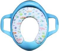 Rachna Soft Padded Toilet Training Seat 01 Potty Seat (Blue)