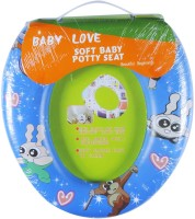 Ole Baby Soft Baby Stars Prints Potty Seat (Multicolor)