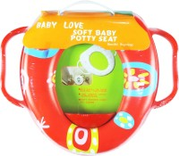 Ole Baby Soft Baby Jolly Prints With Side Handle Potty Seat (Multicolor)