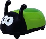 Delia Insect Shaped Potty Trainer~Green