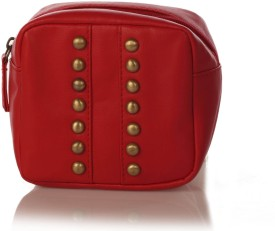 Berrypeckers Riveted Coin Purse