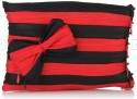Use Me Heart N Spade Pouch - Red & Black