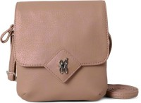 Baggit Lmp Chime Whistle Beige Mobile Pouch Beige