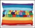 Use Me Rainbow Scrap Pouch - Multicolor