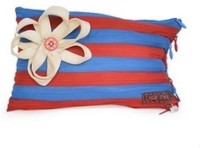 Use Me Flower Pouch - Blue, Red