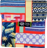 Kanvas Katha Digitally Printed Fashion Canvas Sanitary Napkin Pouch Multicolor - PPSEH6SCJFQYHTFM
