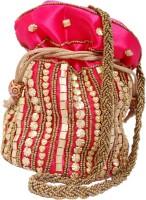 Craftsman Enterprises Pink Potli Potli Pink