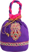 SaNee 1015_D_Purple::Pink Potli Purple, Pink