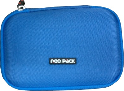 Neopack Hard Drive Case Pouch Blue