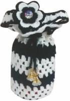 Starz Mala Jewellery Pouch Pouch Black & White
