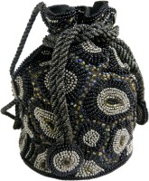 KAWAII Bag Potli Black
