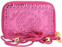 Khoobsurati Beautifully Carved Money Pouch - Pink - PPSDQAXFHTPTBYNY