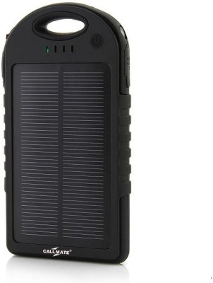 Callmate-5000mAh-Solar-Power-Bank
