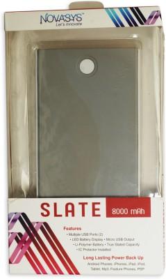 Novasys-Slate-8000mAh-PowerBank