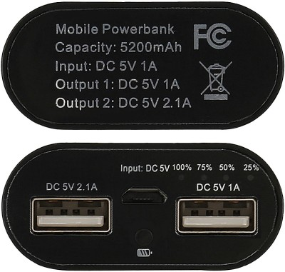 Everbest-5200mAh-Power-Bank-(With-USB-Cable)