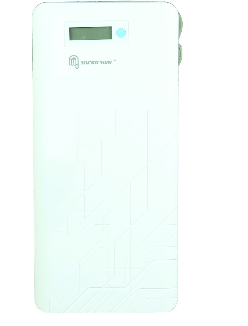 MicroMini M83 13000mAh Power Bank