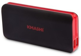 KMASHI 10000mAh Dual USB Port Power Bank
