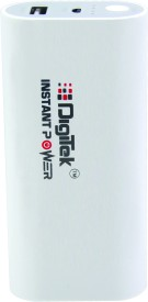 Digitek Instant Power 5200mAh Power Bank