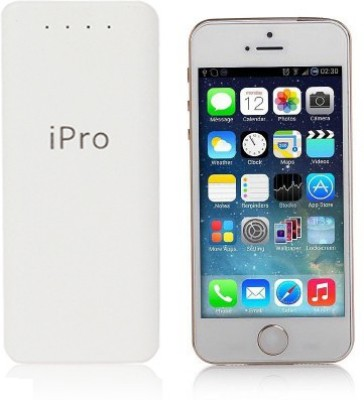 iPro 15600mAh Dual USB Port Power Bank