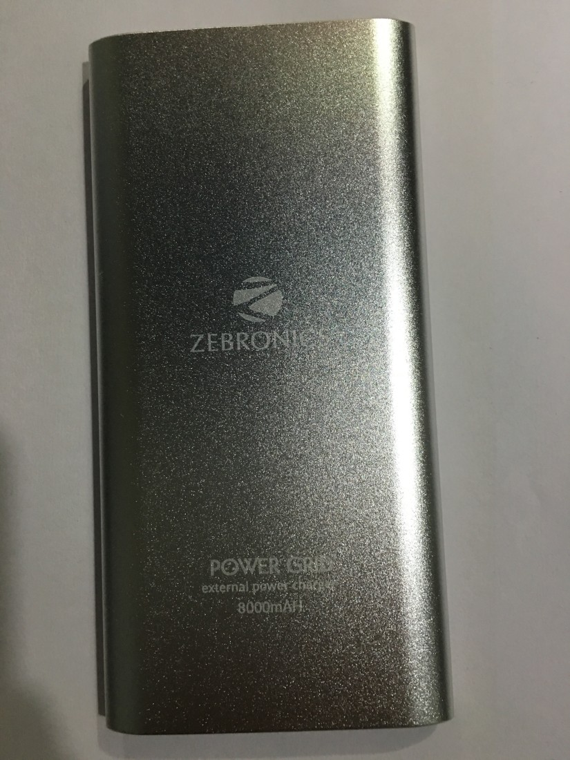 Zebronics ZEB-PG8000 8000mAh Power Bank