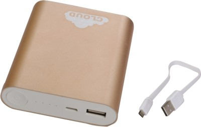 Cloud CL 104 for Samsung Galaxy Win Pro  SM G3812  XTRA MI Power Bank 10400 mAh available at Flipkart for Rs.999