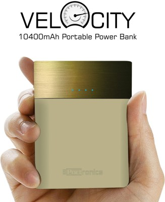 Portronics POR-546 Velocity 10400mAh Power Bank