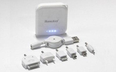 HuntKey PBA-2000 2000mAh Power Bank