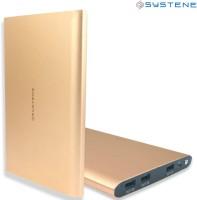 Systene Portable 3 USB Port (PB-248MG) Power Bank 24800 MAh (Golden)