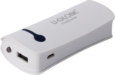 U-GLOBE-UG520A-5200mAh-Power-Bank