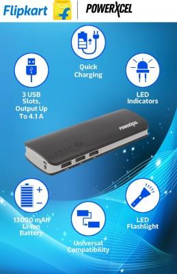 PowerXcel RBB031 13000mAh Power Bank