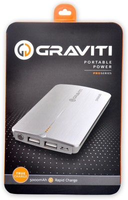 Graviti PP251 5000mAh Power Bank